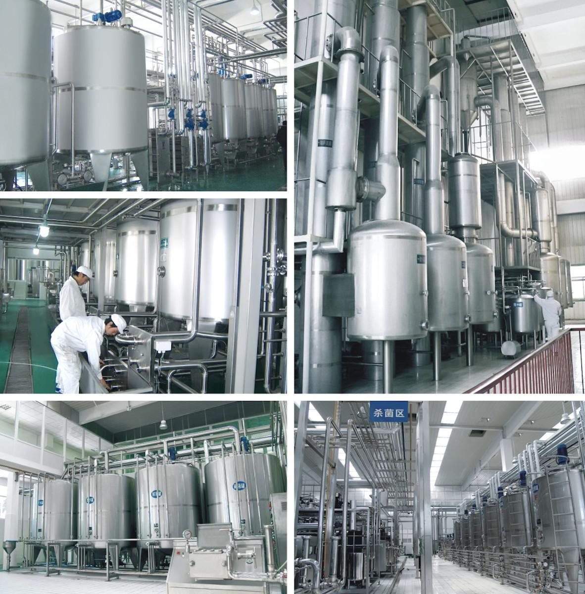 CE UHT Milk Processing Line High Temperature Sterilization With Pouch / Bottle
