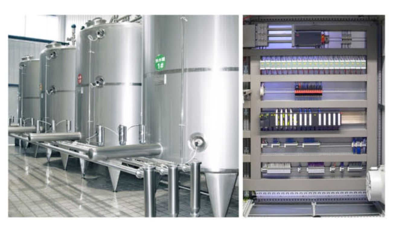 Professional UHT Milk Processing Line Turnkey Projects Tube Dairy Milk Processing Plant