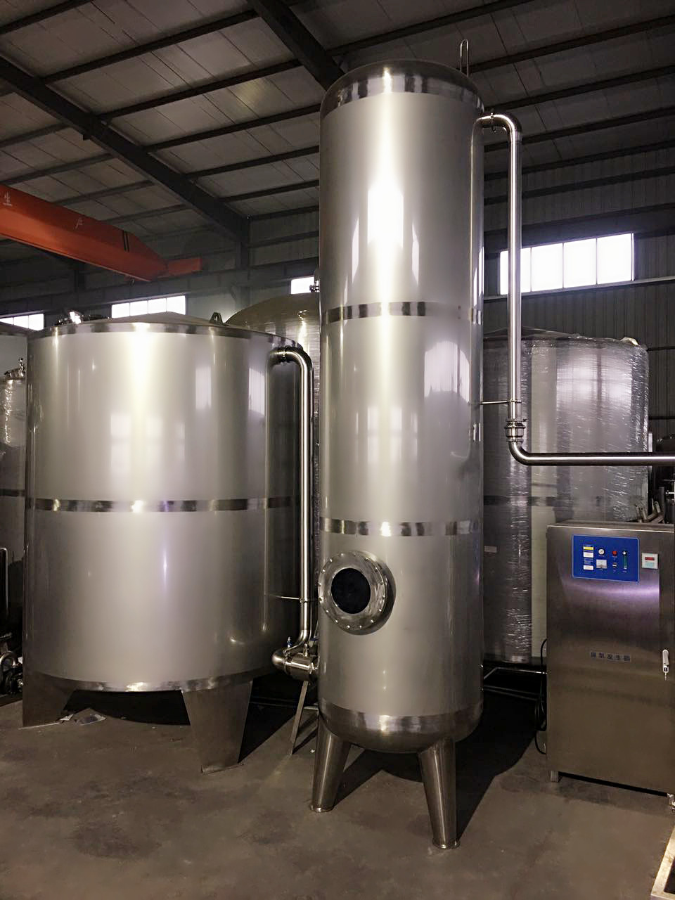 Plastic PET Bottled Drinking Water Production Line Automatic High Capacity