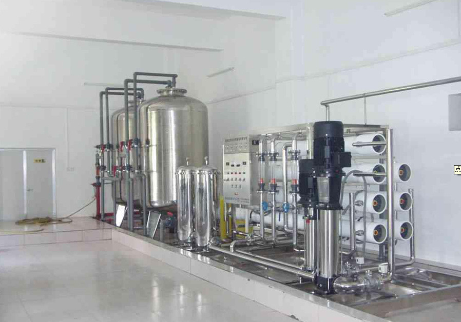 Automatic RO Water Treatment Plant , Stainless Steel Water Treatment Equipment