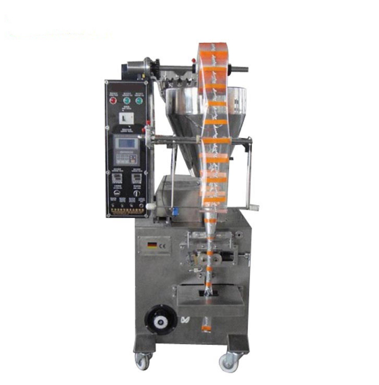 Sachet Bag Filling Machine Liquid / Powder Filling And Sealing Machine For Coffee