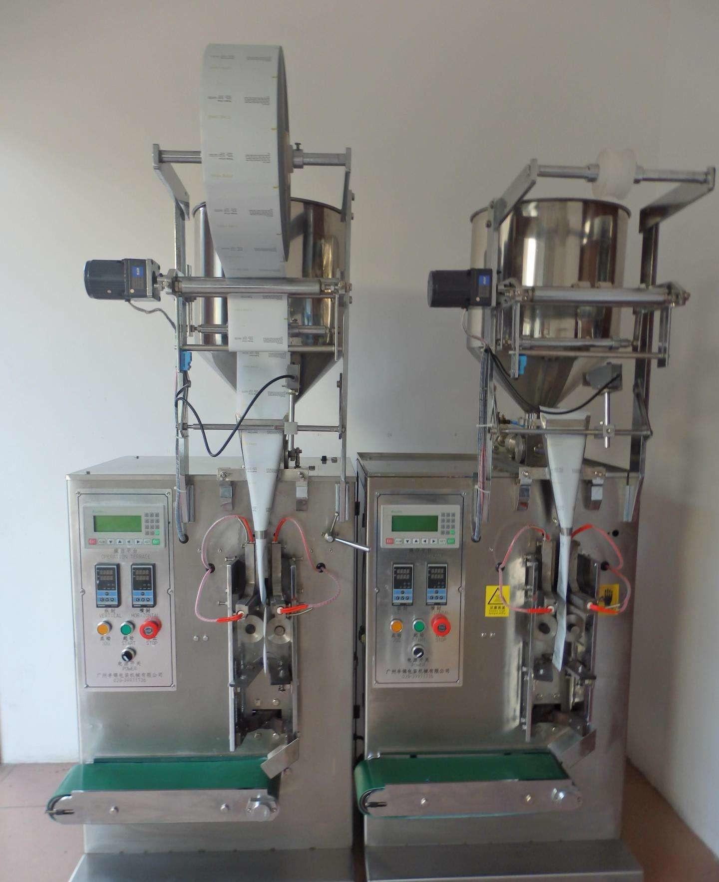 Liquid Filling And Sealing Machine , Vertical Plastic Water Bag Filling Sealing Machine