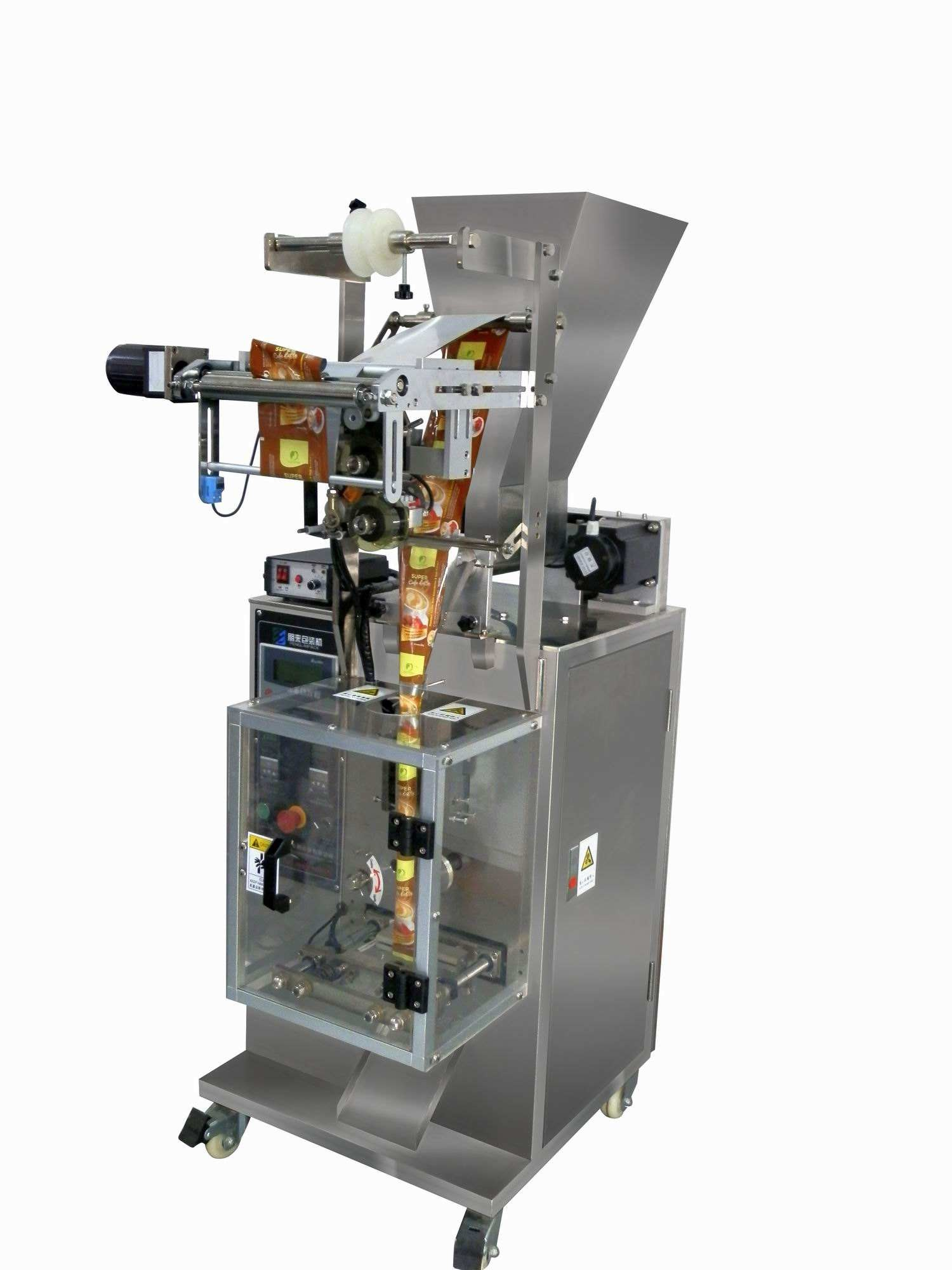 Vertical Bag Filling Machine Automatic Powder Filling Packing Machine For Milk Powder