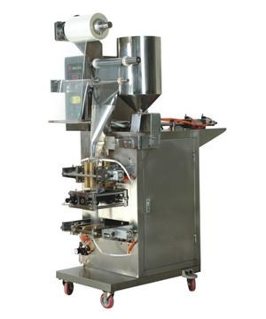 Automatic Liquid Pouch Filling And Sealing Machine , Powder Bag Filling Machine