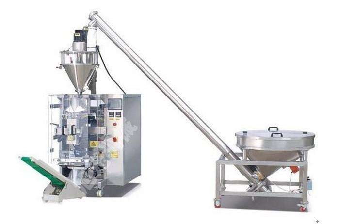 150g – 2000g Powder Bag Packing Machine , Automatic Bag Filling And Sealing Machine