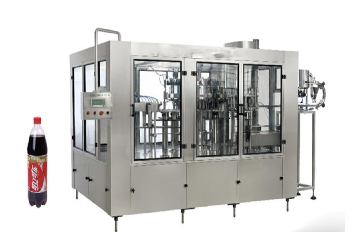 Glass And Plastic Bottled Soft Carbonated Drink Filling Line 200ml – 20000ml