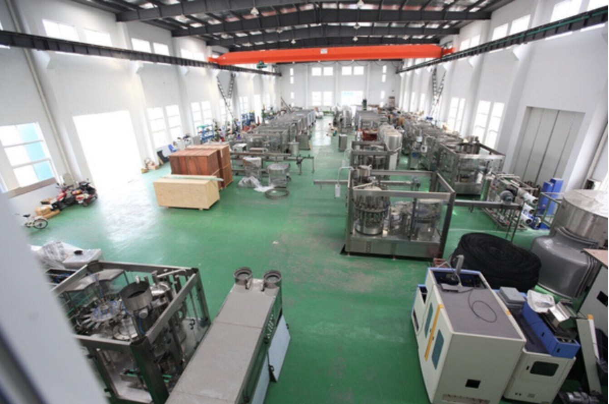 Automatic DXGF / Coca Cola Production Line , Carbonated Drink Filling Machine