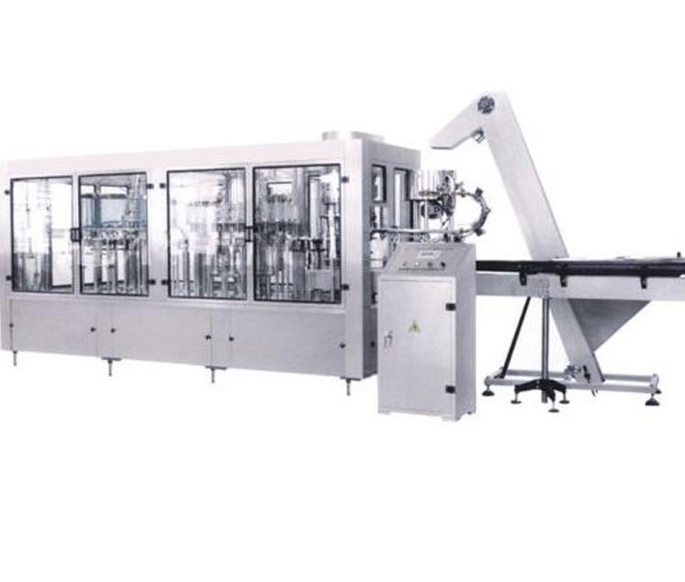 Stainless Steel  Wine / Zobo Drink Filling Machine , Beverage Bottling Equipment