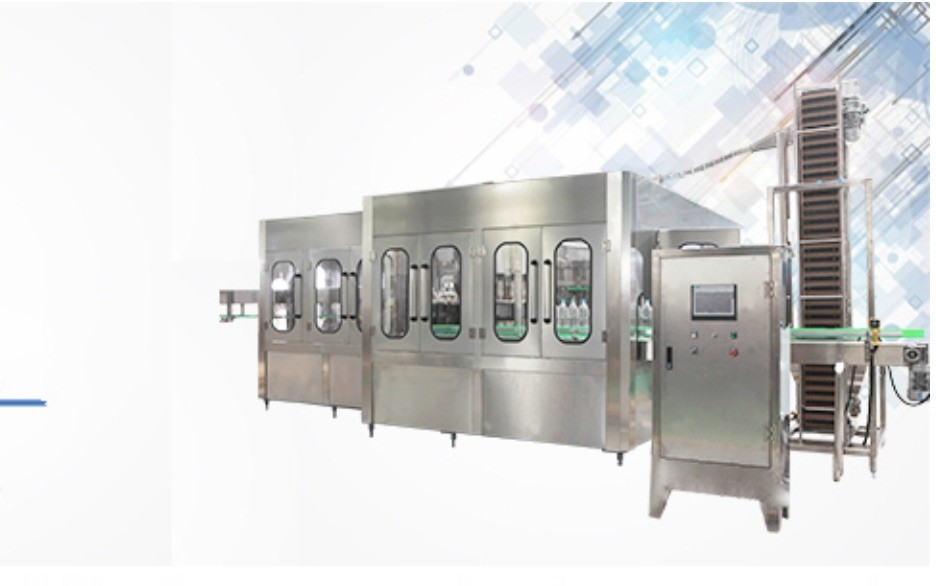 Carbonated Soft Drink Production Line / Drink Bottling Machine 8000 BPH Bottling