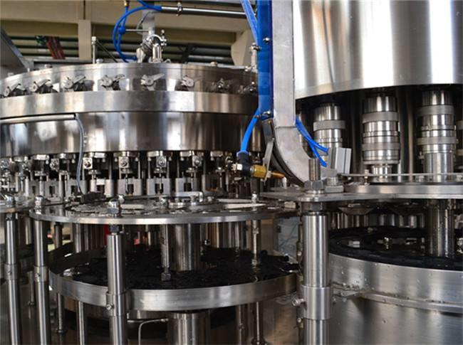 Chocolate Drink Production Line / Filling Line 4000 BPH 300ml PET Plastic Round  Bottle