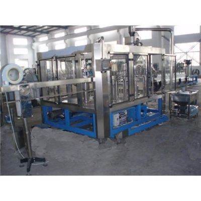 Energy Drink Production Line Electric Driven For Beverage High Efficiency Low Energy