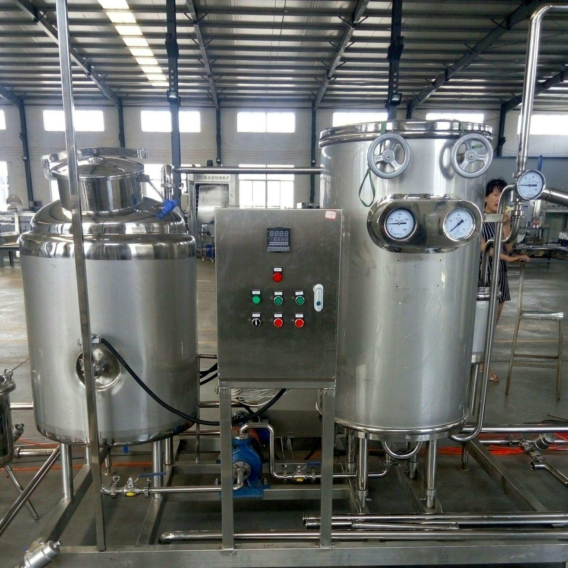 Yogurt Drink Production Line / Plant High Capacity 1TH – 5TH For Cups / Bottle
