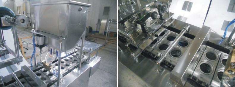 Automatic Juice Filling And Sealing Machine 1800 PCs/ Hour – 3600PCs/ Hour Capacity