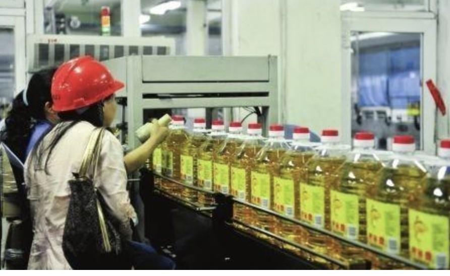 3000 BPH-18000 BPH Edible Oil Production Line PET Bottle Vegetable Oil Filling Machine