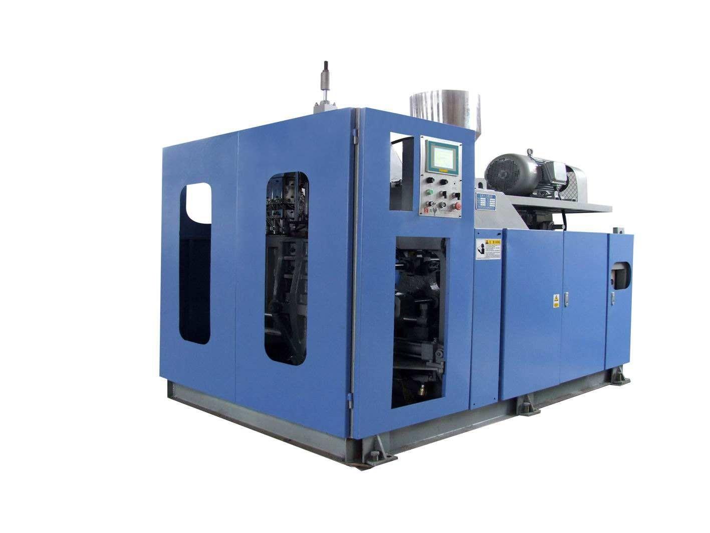 Semi Automatic PET Bottle Blowing Machine 200ml-5000 ml Mineral Water Bottle