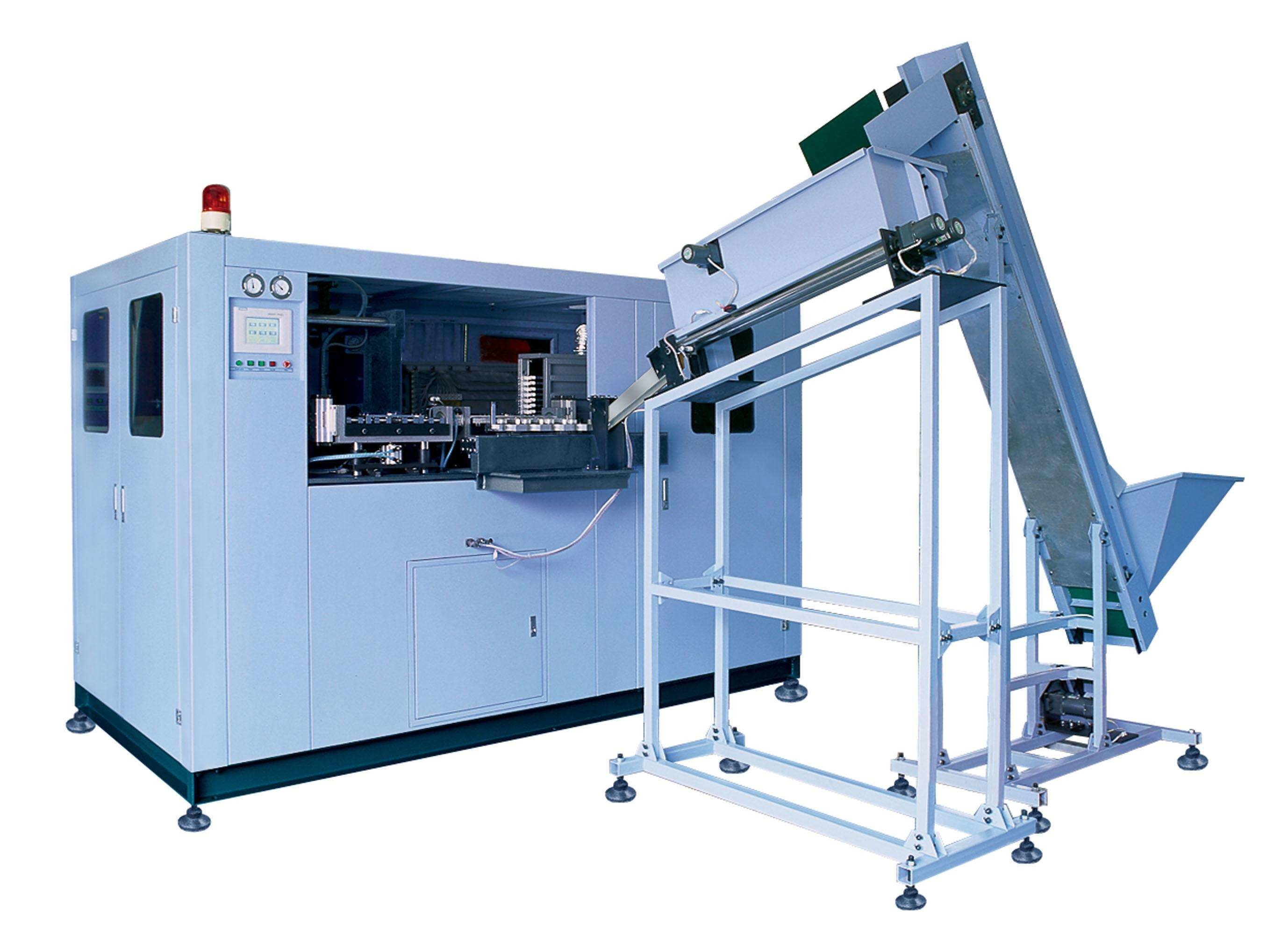 6000 BPH Water Bottle Blowing Machine / Automatic Stretch Blow Moulding Machine