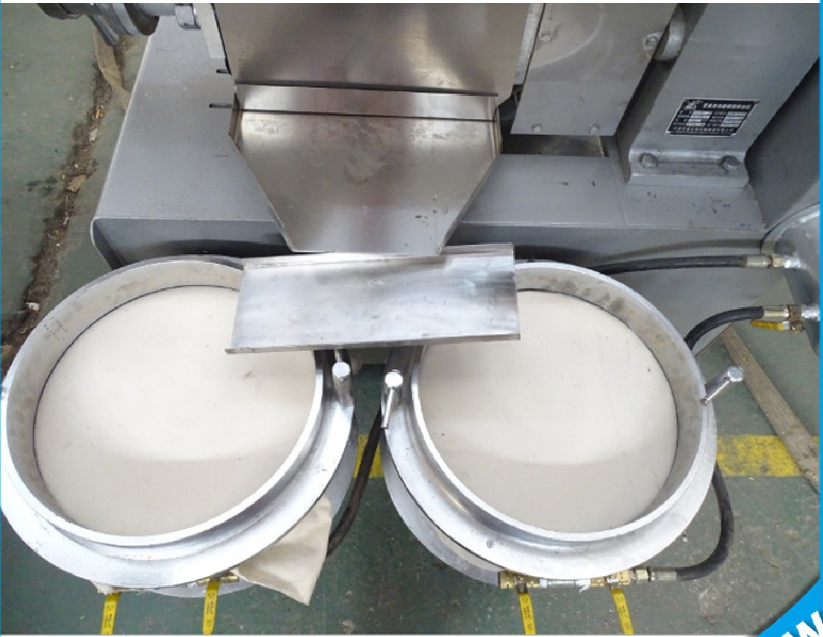 300-500kg/Hr Edible Oil Production Line Full Automatic For Palm Oil / Sesame Oil