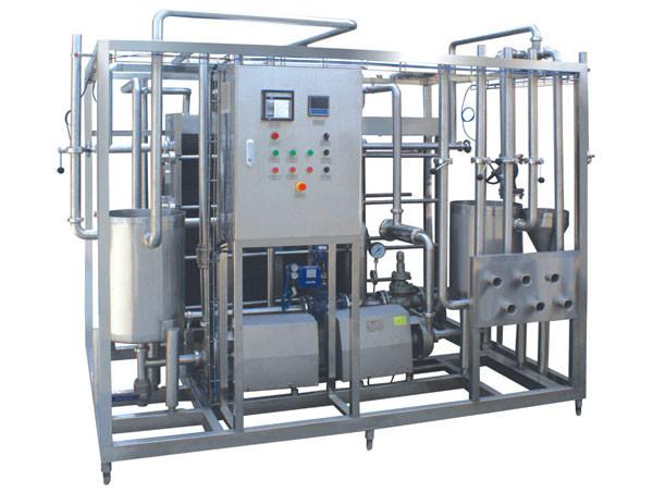 High Capacity Fruit Juice Processing Line Automatic Orange Juice Processing Equipment