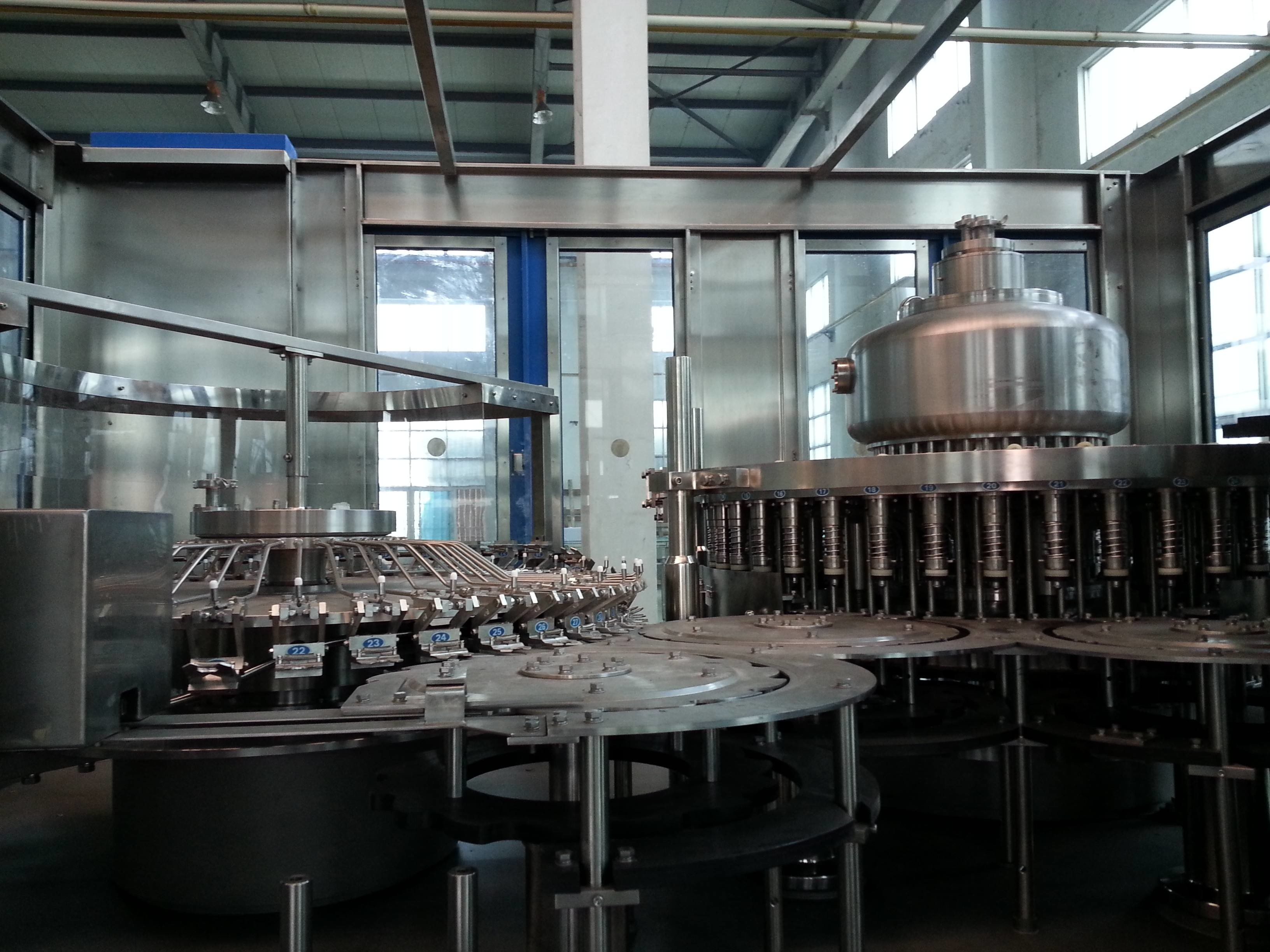 High Capacity Fruit Juice Processing Line Automatic Orange Juice Processing Equipment