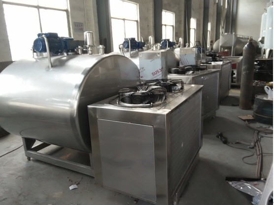 Automatic 5T / Hour Tube UHT Sterilization Machine , Dairy Processing Equipment