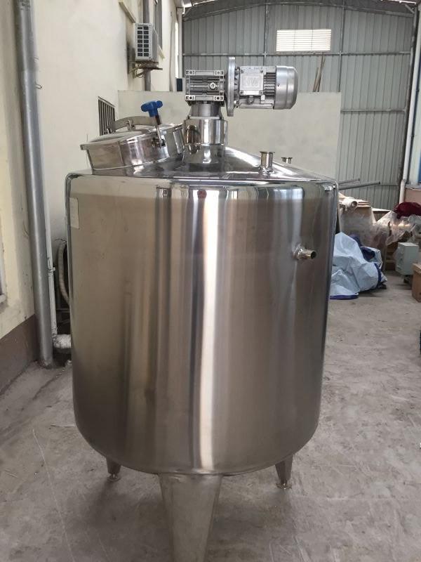 1T / H – 5T / H UHT Milk Processing Line Small Scale UHT Milk Processing Plant
