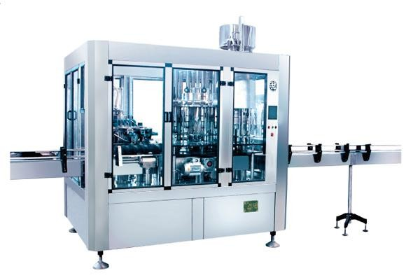 Industrial Small Bottled Beverage Filling Line High Capacity 5000-20000 BPH