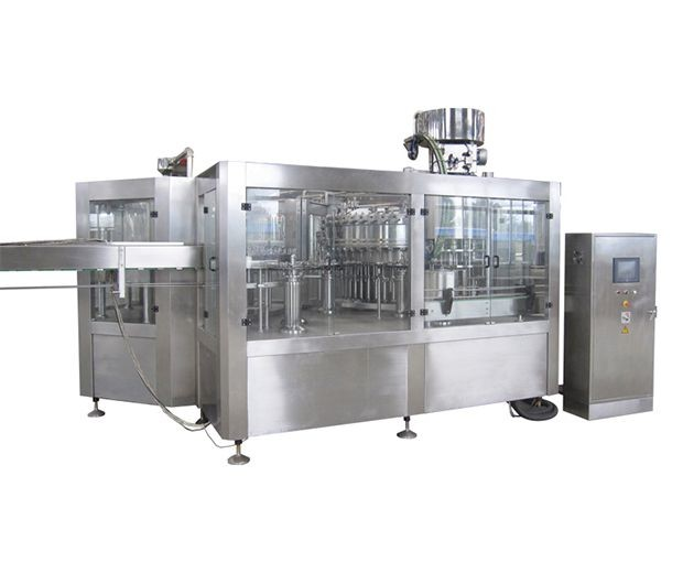 Commercial Automatic Carbonated Drink Production Line Big Capacity For Coca – Cola