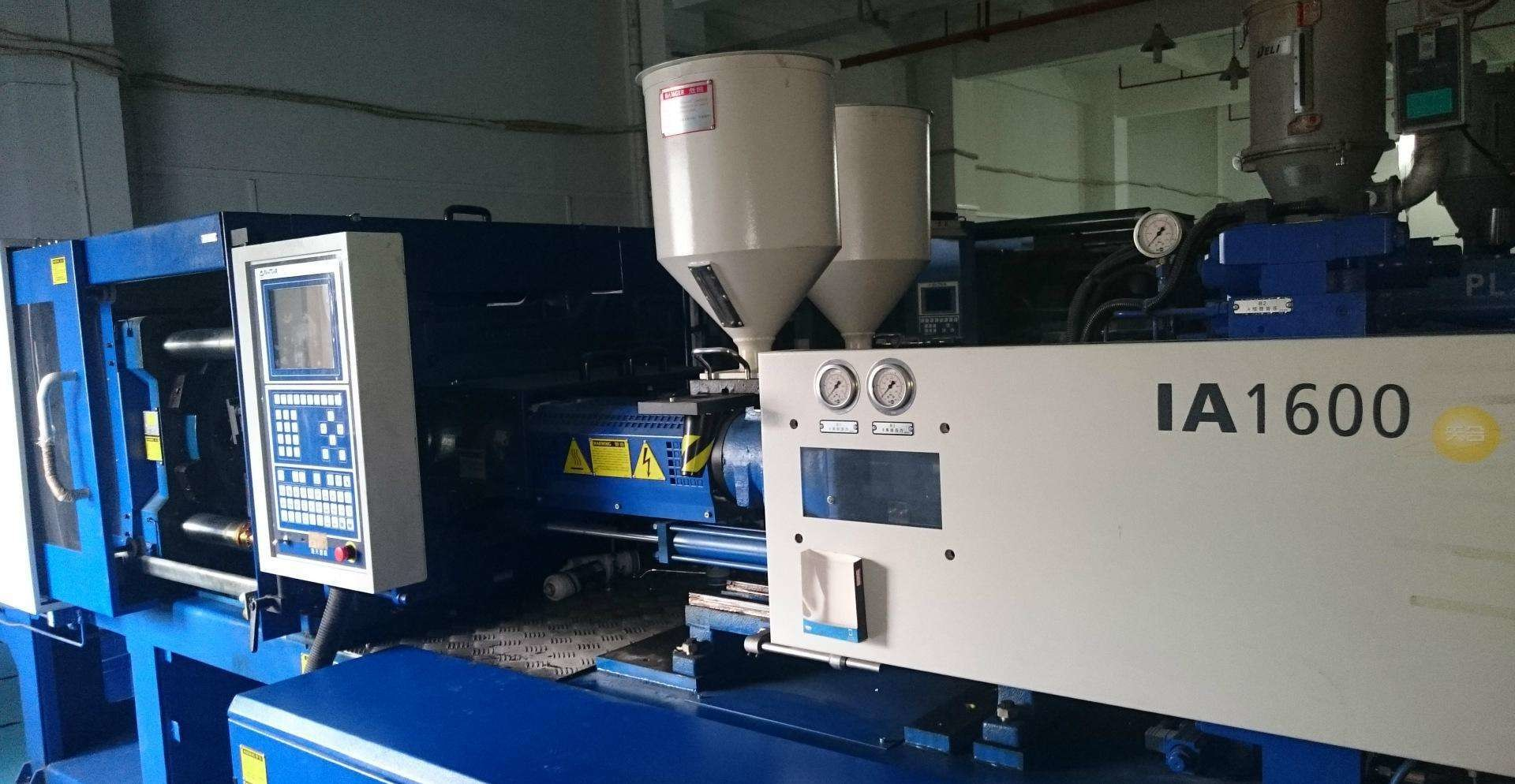 PET Preform Plastic Injection Molding Machine Automatic For Beverage Industry