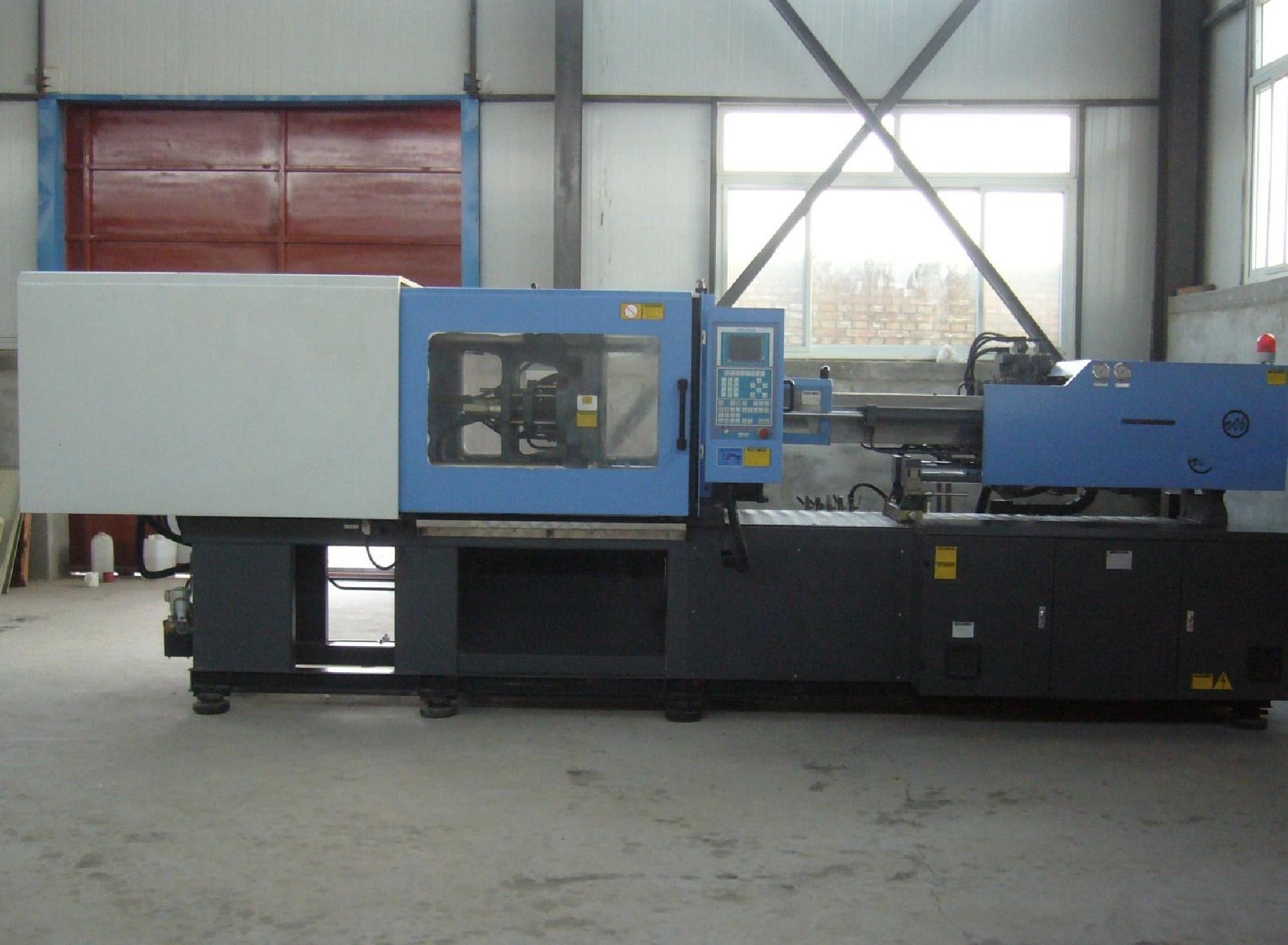 Industrial 1000 Ton Plastic Injection Molding Machine For PET Bottle Preform Making