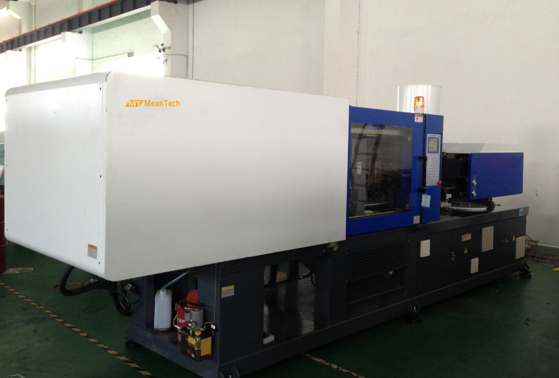 160T – 1000T Plastic Injection Molding Machine Automatic / Semi Automatic