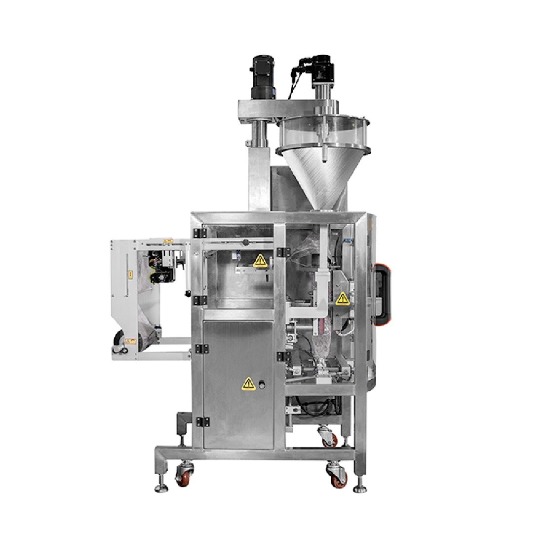Automatic and  juice pouch bag powder packing machine for milk powder, gourmet powder